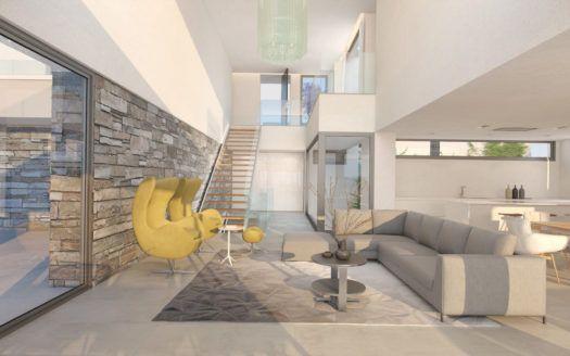 ARFV2047 - 6 new built villas for sale in Los Flamingos near Benahavis