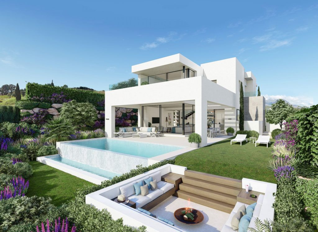 ARFV2049 - Project for 10 amazing Villas in Estepona
