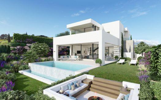 ARFV2049 - Project for 10 amazing Villas in Estepona
