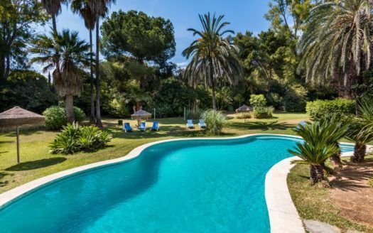 ARFA1287 - Apartment for sale on the Golden Mile in Marbella in top location