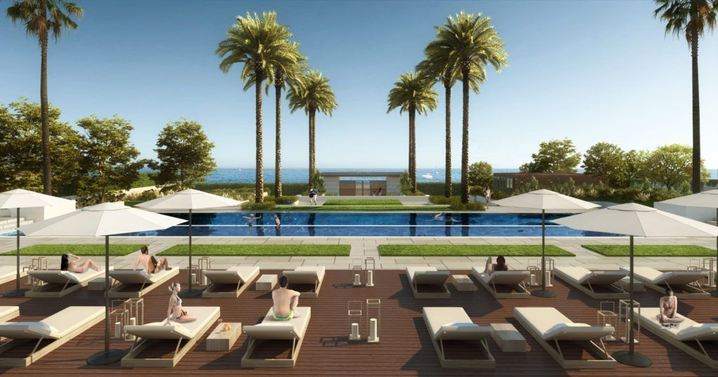 ARFA1368 - Beachfront boutique complex of apartments