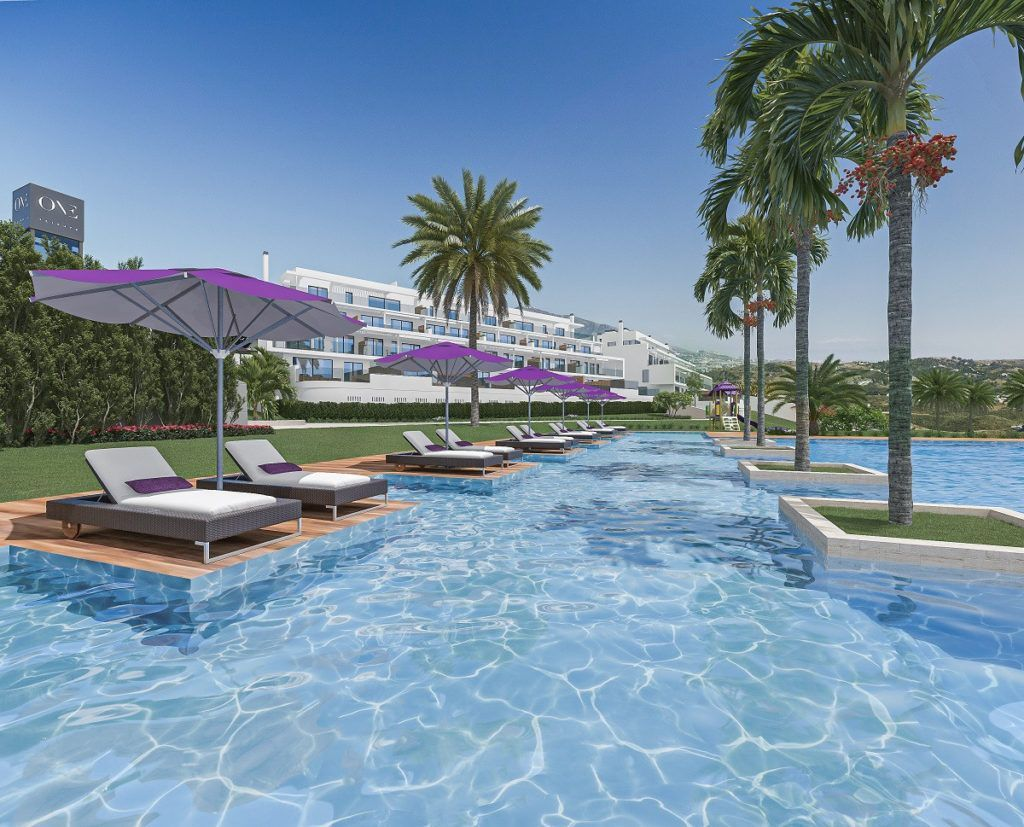 ARFA1349 - Project for apartments and penthouses at Calanova Golf in Mijas