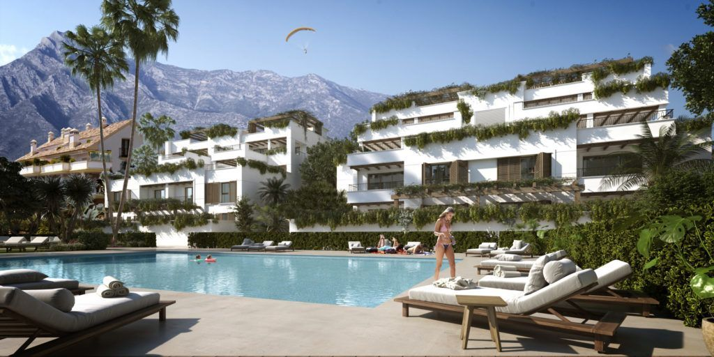 ARFA695-1 - New apartments and penthouses for sale in the Golden Mile of Marbella