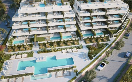ARFA1216 - Boutique development for sale in Estepona near El Paraiso