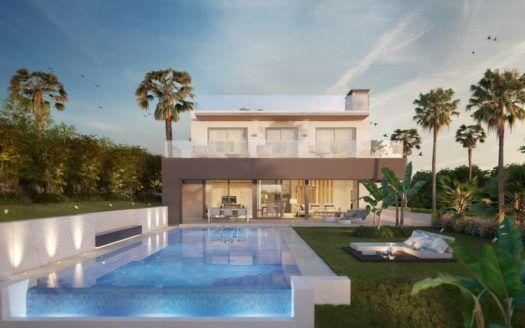 ARFV1897 - Modern Villa for sale in Nueva Andalucia in Marbella