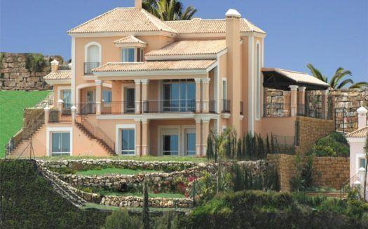 ARFV1666 - Villa for sale in La Alqueria in Benahavis