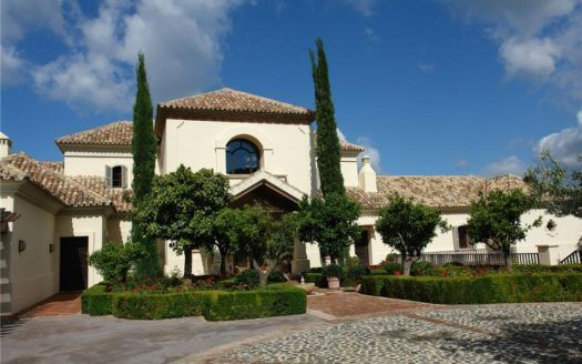 ARFV1284 - Luxury mansion for sale in La Zagaleta in Benahavis