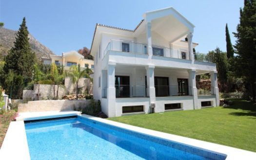 ARFV1538 - Designer villa for sale in Cascada de Camojan in Marbella