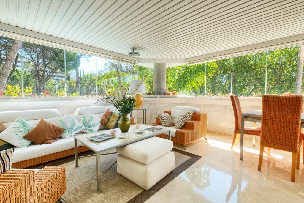 ARFA1326-282 - Luxury apartment near beach in Marbella Golden Mile for sale