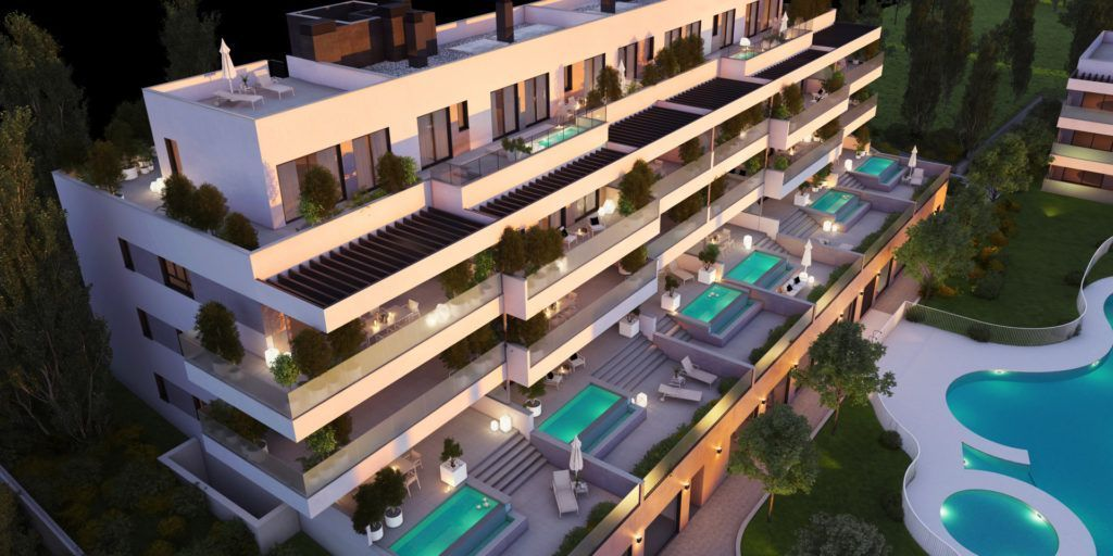 ARFA1351 - Apartments and penthouses for sale in La Cala de Mijas