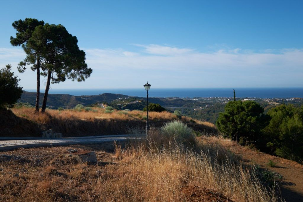 Plots for sale in Monte Mayor Golf & Country Club in Benahavis