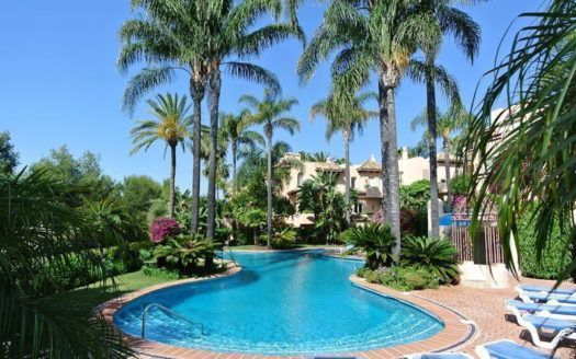 ARFA1309 - Furnished apartment for sale in Sierra Blanca in Marbella