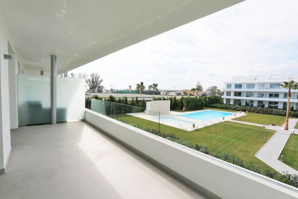 ARFA1277 - Modern apartment for sale near the beach near Costalita in Estepona