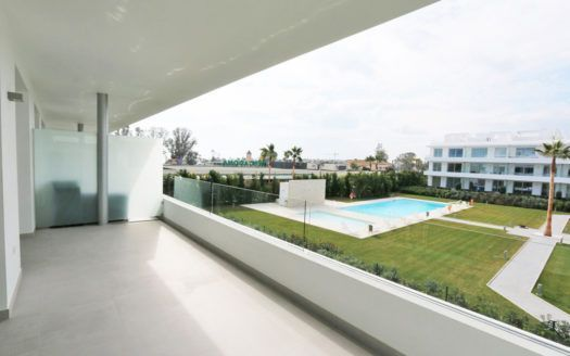 ARFA1277 - Modern apartment for sale near the beach near Costalita in Estepona