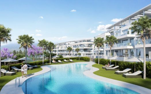 ARFA1253 - Fantastic new apartments and penthouses for sale in Mijas Costa
