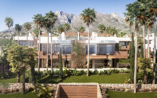 ARFTH151 - Designer Villas for sale in Sierra Blanca in Marbella