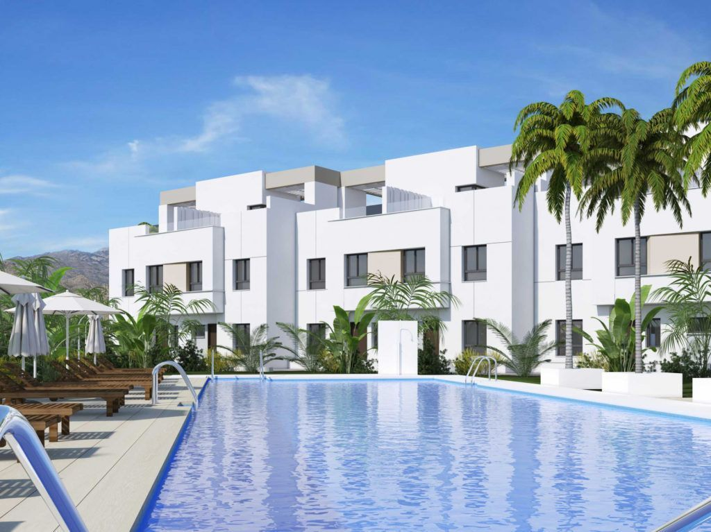 ARFTH146 - Townhouses for sale - 40 new townhouses projected in La Cala de Mijas