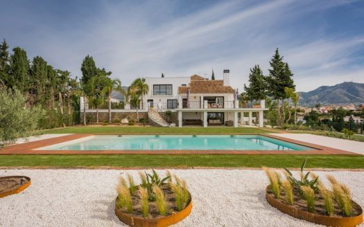 ARFV2058 - Elegant villa with panoramic views for sale in Campo Mijas in Mijas
