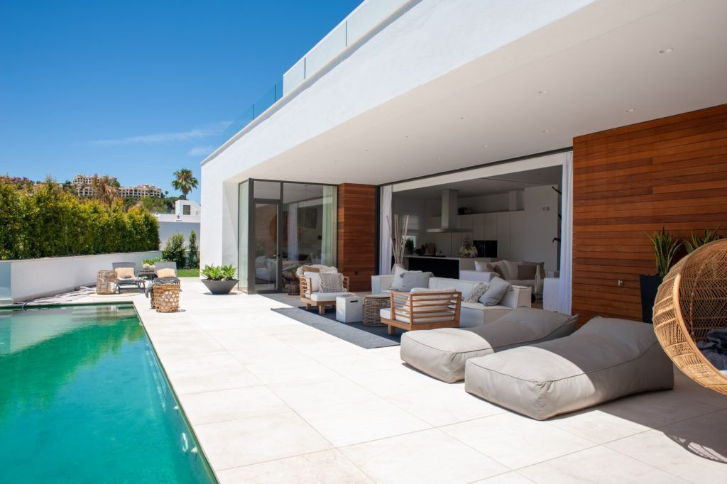 ARFV2100 - Modern Villa for sale in La Quinta in Benahavis