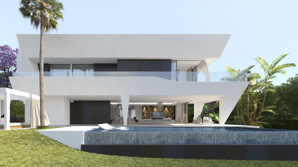 ARFV1814 - 20 Villas for sale in Estepona