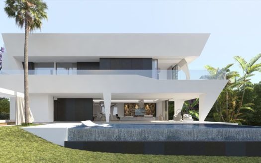 ARFV1814 - 20 Villas for sale in Estepona