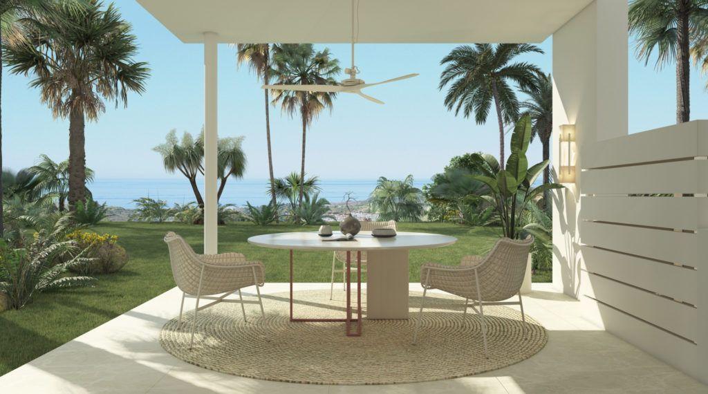 ARFA1219 - New and modern apartments with incredible sea views for sale near Benahavis