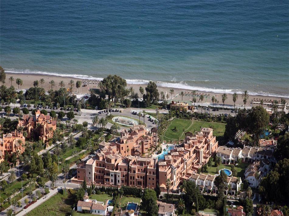 Fully furnished Apartment ground floor for sale in San Pedro de Álcantara