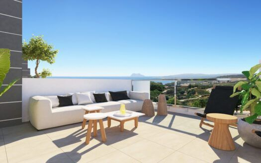ARFTH135 - 47 modern townhouses for sale close to Sotogrande