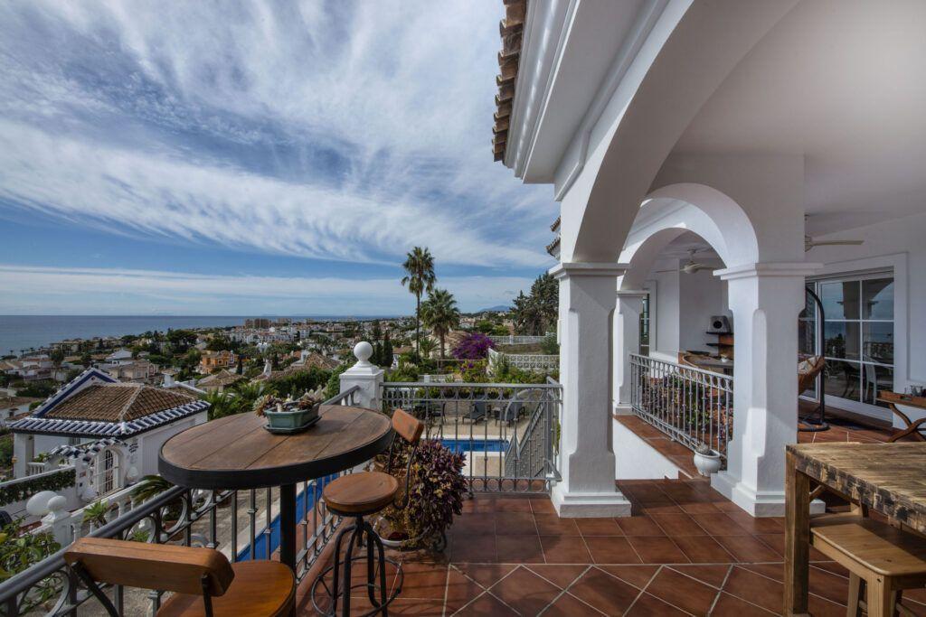 ARFV2167 - Andalucian villa with panoramic views for sale in Riviera del Sol in Mijas