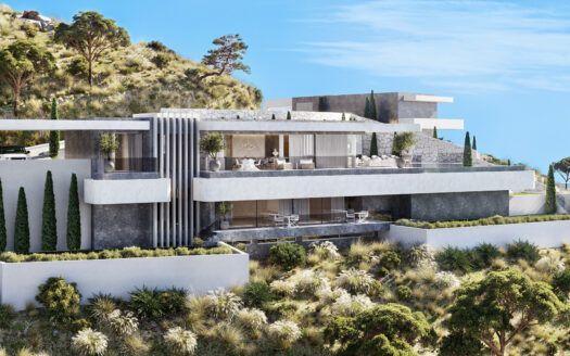 18 Luxury Villas for sale with stunning views in Real de la Quinta