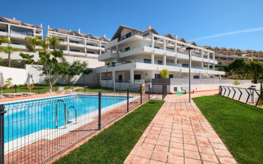 ARFA1427-333 Ground floor apartment with sea view in Ocean Hills in Estepona