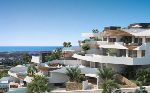 ARFA1205 - Incredible Apartment Project for sale in Benahavis