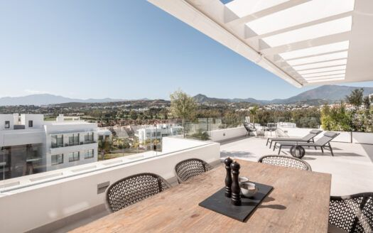 ARFA1436 Modern duplex penthouse in the heart of the prestigious New Golden Mile