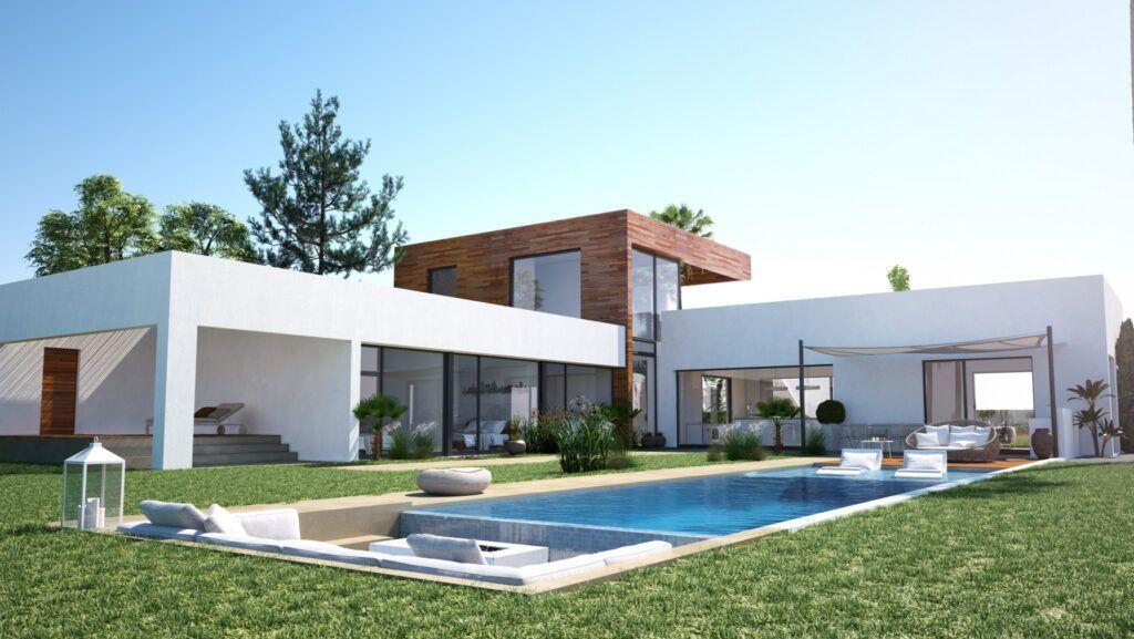 ARFV2186 Project Designer villa with privileged views in Altos de los Monteros in Marbella