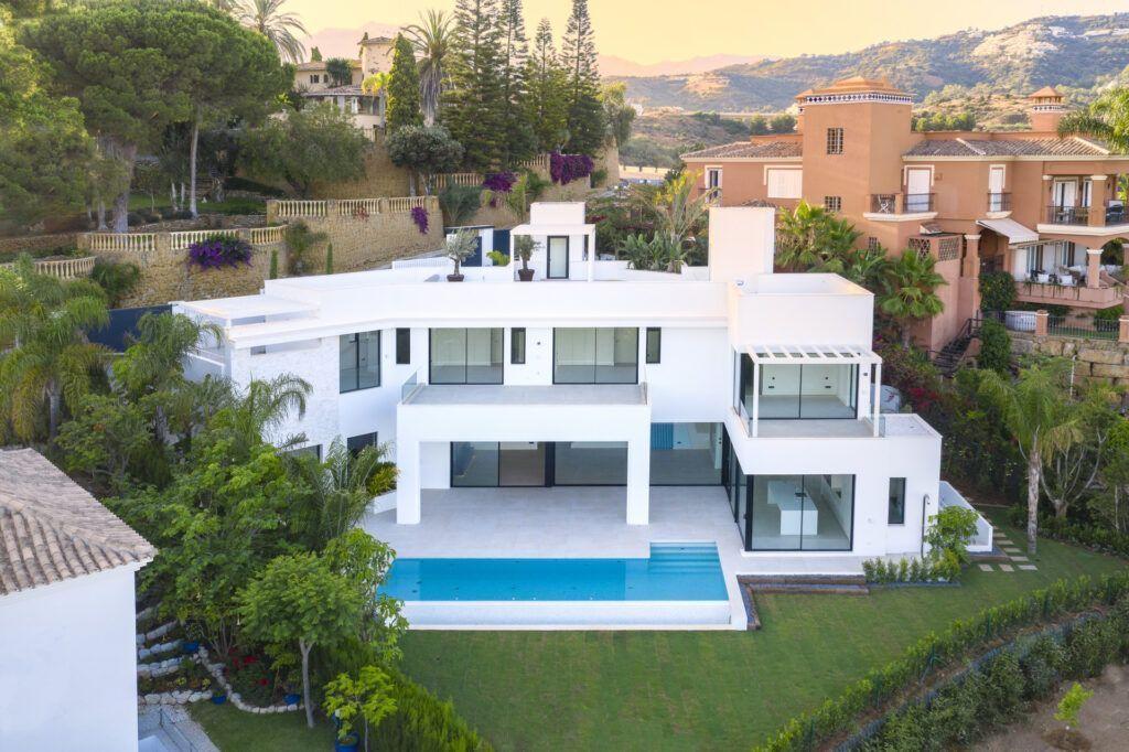ARFV2193 New contemporary villa for sale in Rio Real