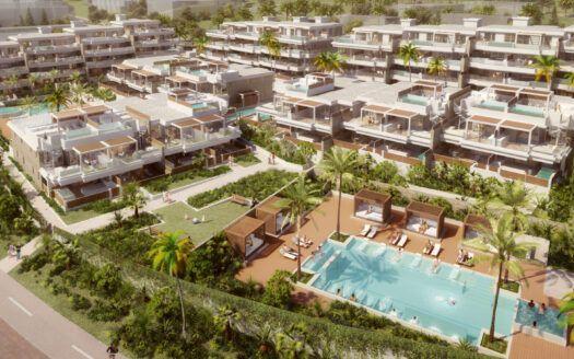 ARFA1145 - Exclusive apartments for sale in La Cala de Mijas with sea views