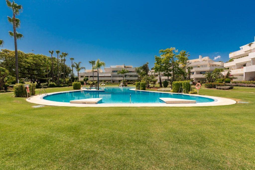 ARFA1442 Los Granados Golf Las Brisas Immaculate Ground Floor 3 Bed Apartment