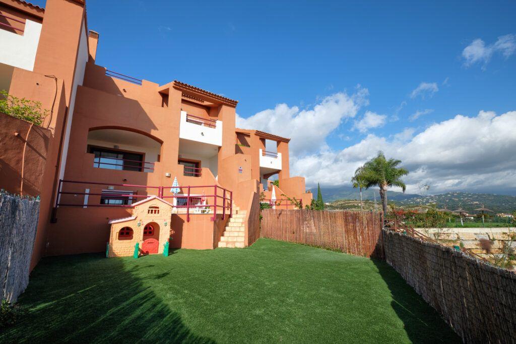 TH173-373 Spacious family Townhouse in La Alqueria