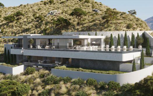 ARFV2173 - 18 Luxury Villas for sale with stunning views in Real de la Quinta