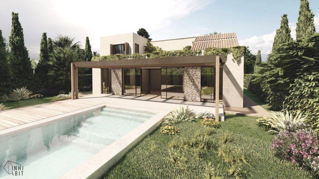 ARFV 2217 Modern breeze of Mediterranean Living - villa for sale in Paraiso Alto