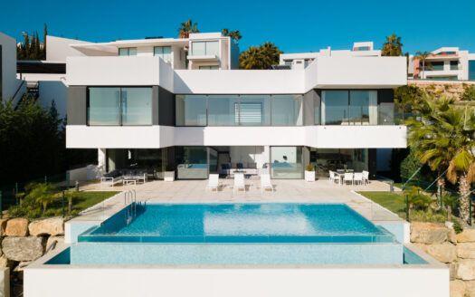 ARFV2221 Luxury modern villa for sale in La Alqueria